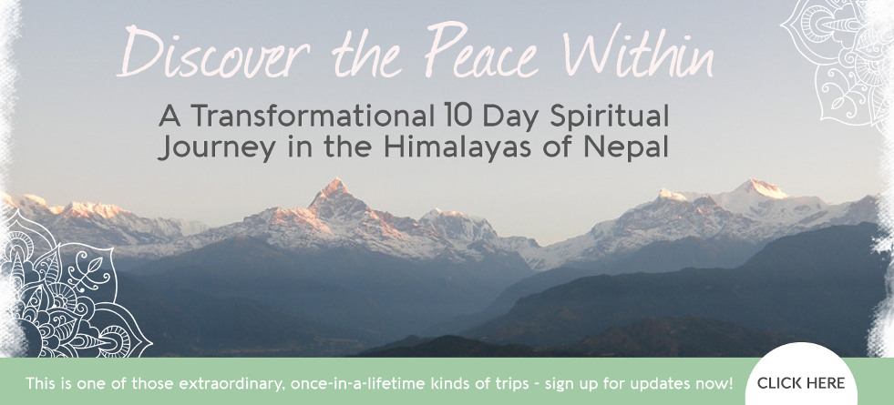 Retreat in Nepal